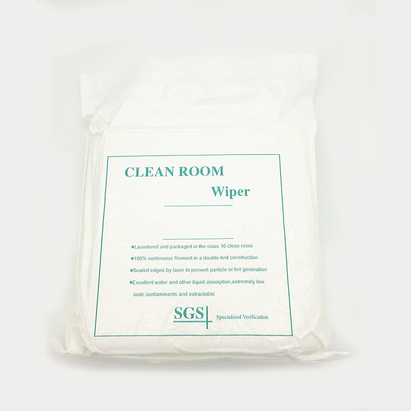 Cleanmo Cleanroom Microfiber wipes