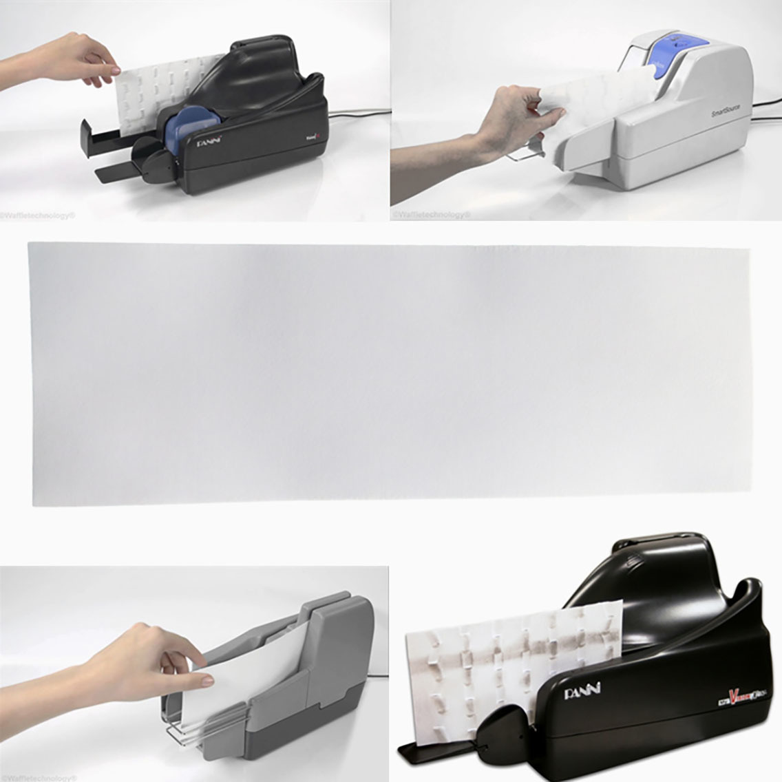 check scanner cleaning cards check reader Cleanmo Brand