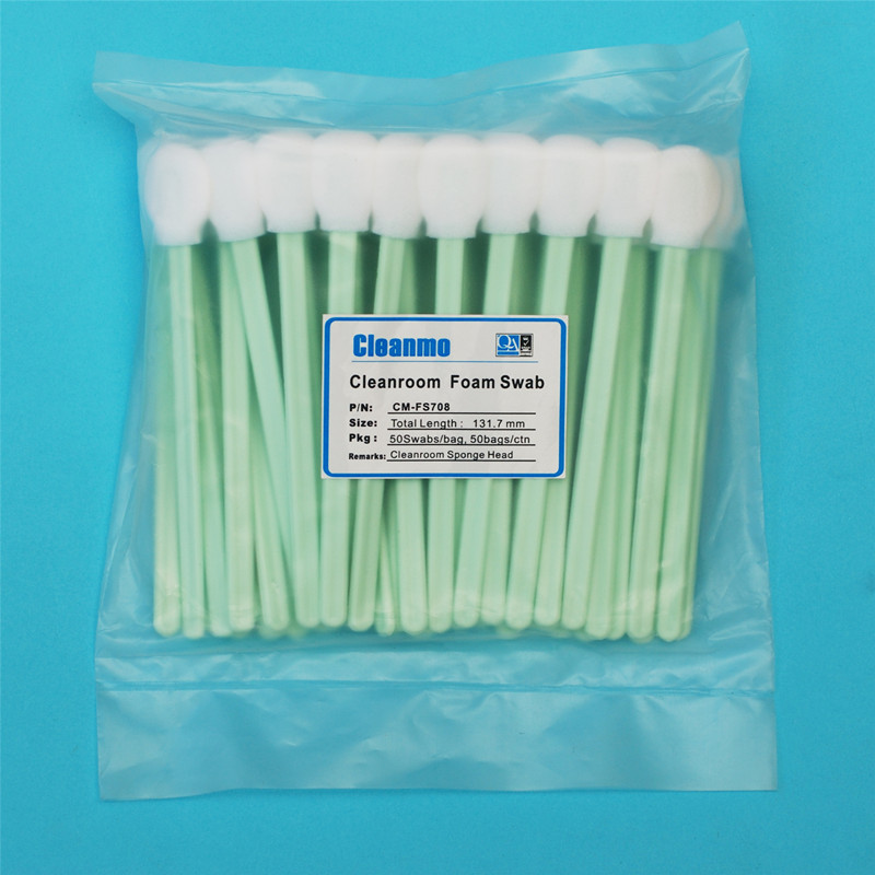 swab cleanroom fortex mouth swab Cleanmo Brand company