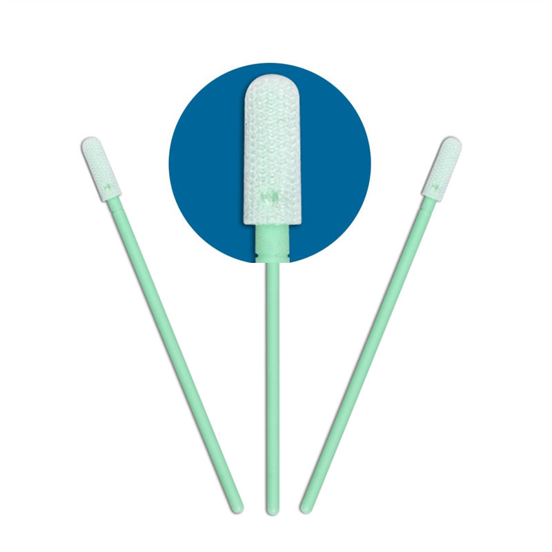 Cleanmo Brand cmps761polyester long swabs tx761 factory