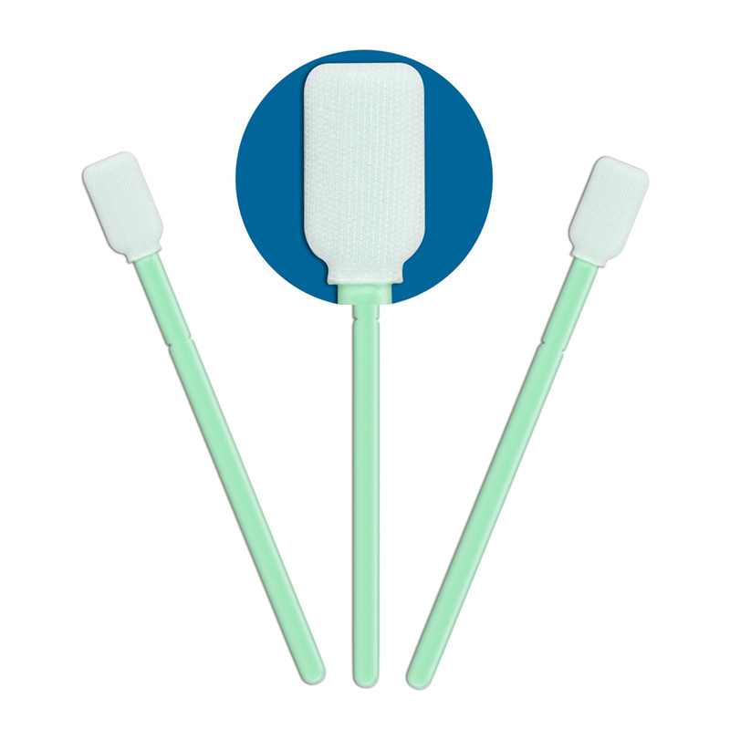 CM-PS713 Polyester Swabs (Good cleaning swabs )