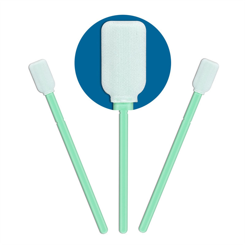 CM-PS713M  Cleanroom Microfiber Swab (Good subsitute for TexwipeTX714MD)