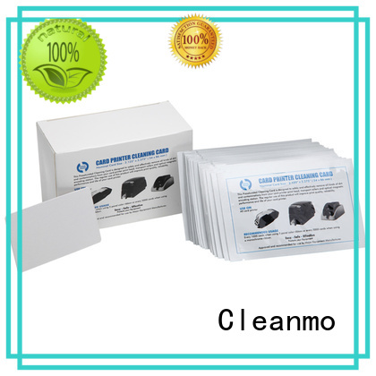 electronic card cleaner designed card reader cleaning card Cleanmo Brand