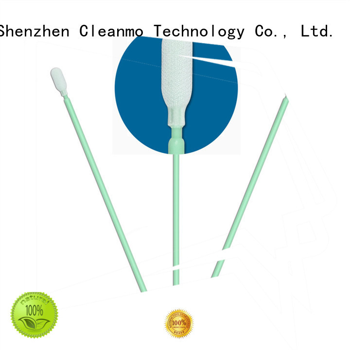Wholesale tx743b tx758l long swabs Cleanmo Brand