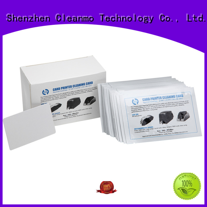 electronic card cleaner clean products the card reader cleaning card manufacture