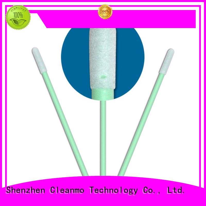 swab cleanroom medical mouth swabs texwipe free Cleanmo Brand