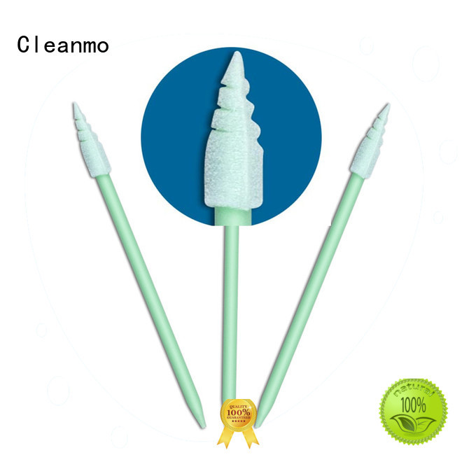 Wholesale silicone mouth swab Cleanmo Brand