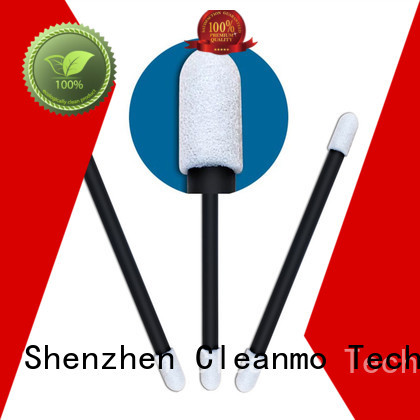 medical mouth swabs Cleanmo texwipe cleanroom mouth swab manufacture