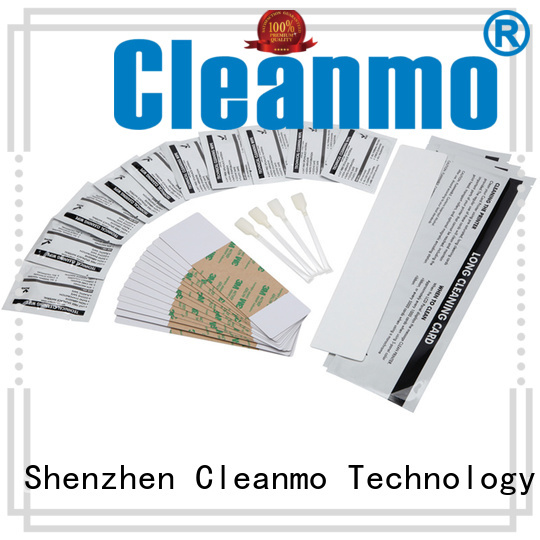 non fargo woven Cleanmo Brand printer cleaning tools factory